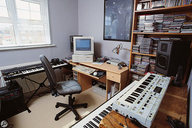 Choosing A Studio Room