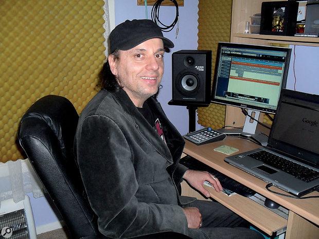 Studio SOS: Joe Matera.