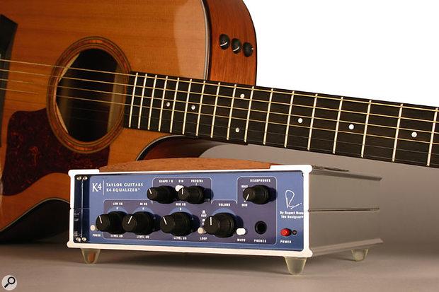 Taylor Guitars K4 Equaliser