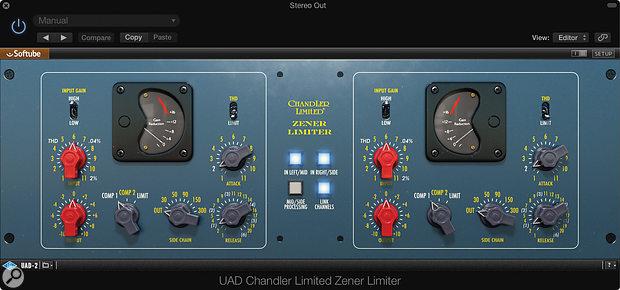 Chandler Zener Limiter.