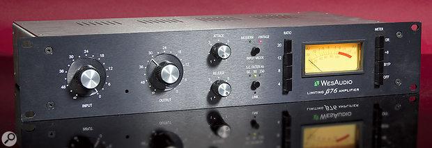 Wes Audio Beta76.