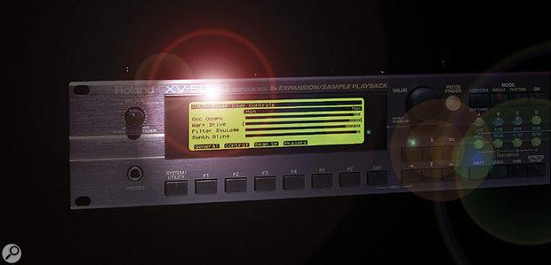 Roland XV/JV Power User Tips