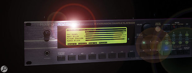 Roland XV & JV  Power User Tips