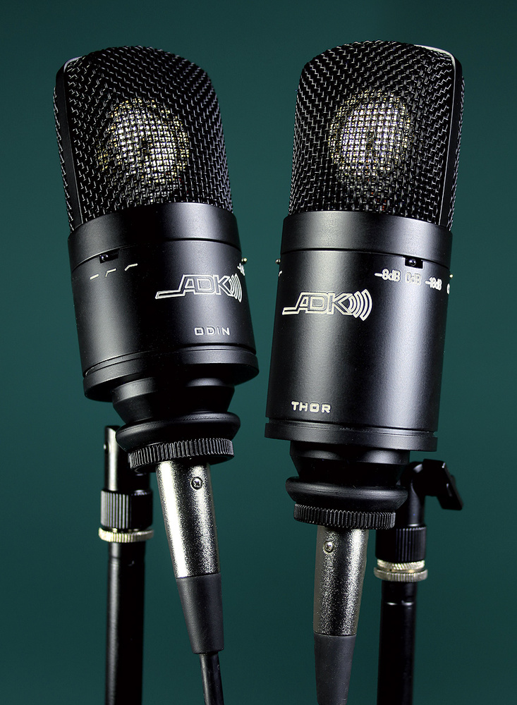 adk odin thor adk microphones was founded in 1997 by recording engineer and vintage mic enthusiast larry villella the aim of replicating the sonic qualities of