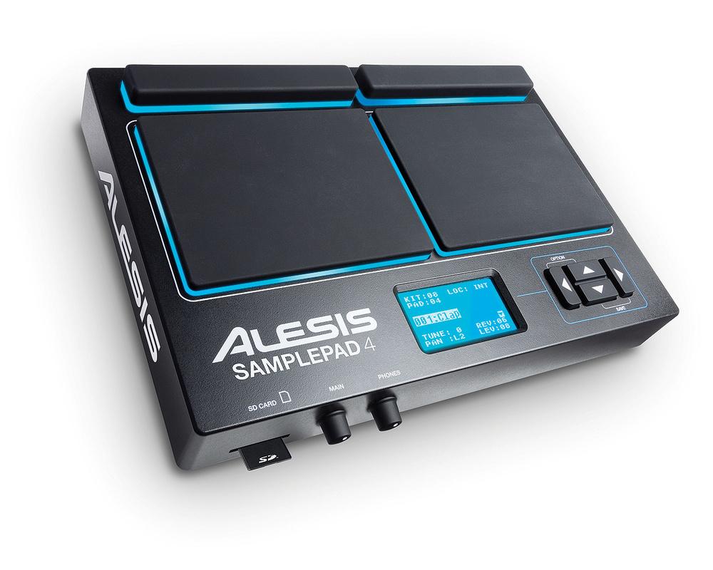 Alesis SamplePad 4 |