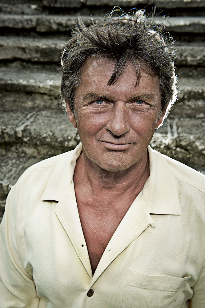 Mike Oldfield today.