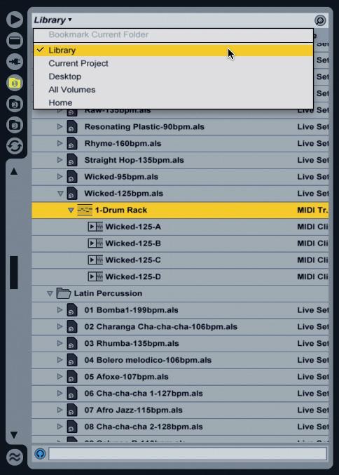 Ableton Live 9 & Push |