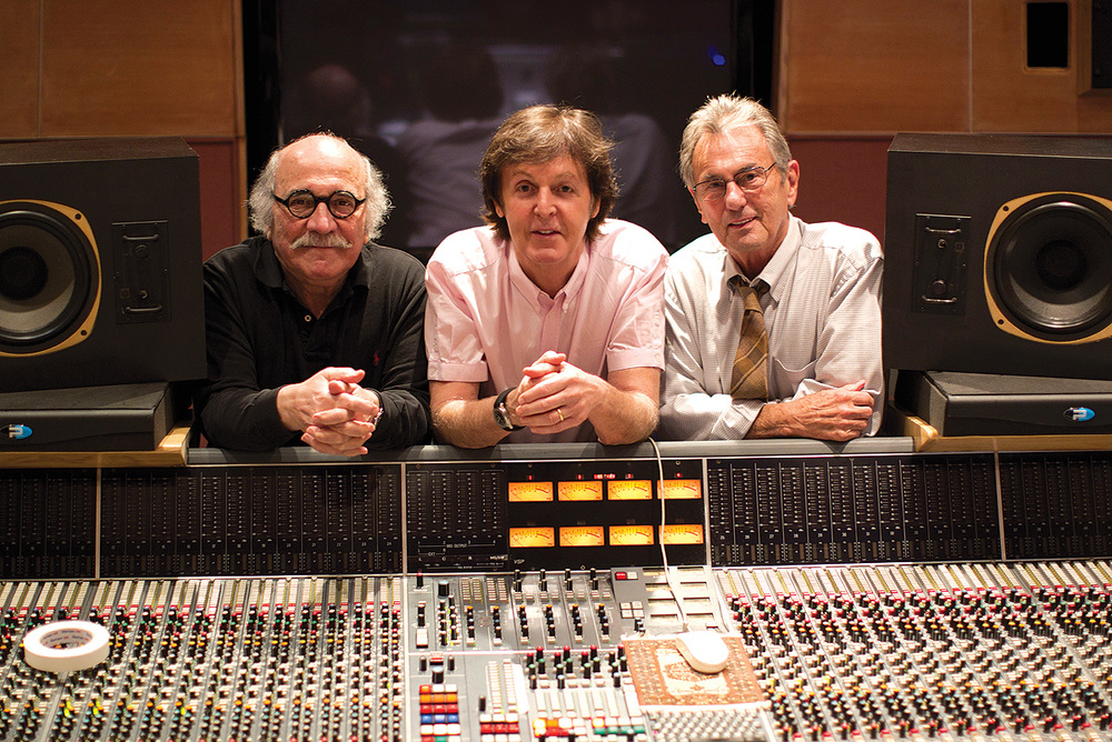 The Beatles Polska: Zmarł Tommy LiPuma