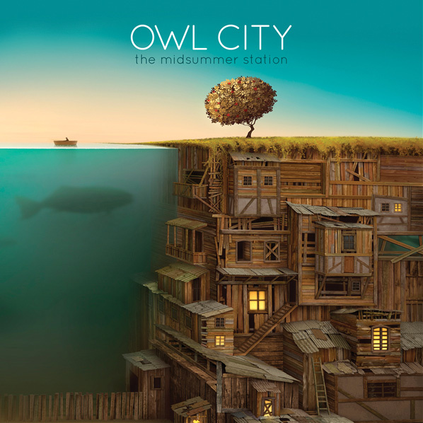 O Owl City who mixed eight of the 11