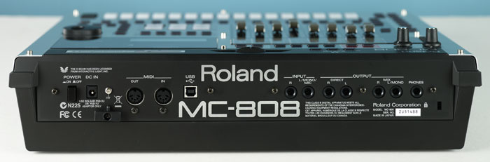Roland MC-808 image (#620348) - Audiofanzine