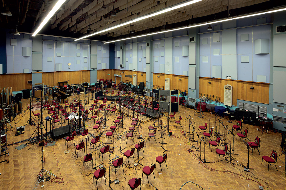 London Studio Orchestra Industrial Achievement