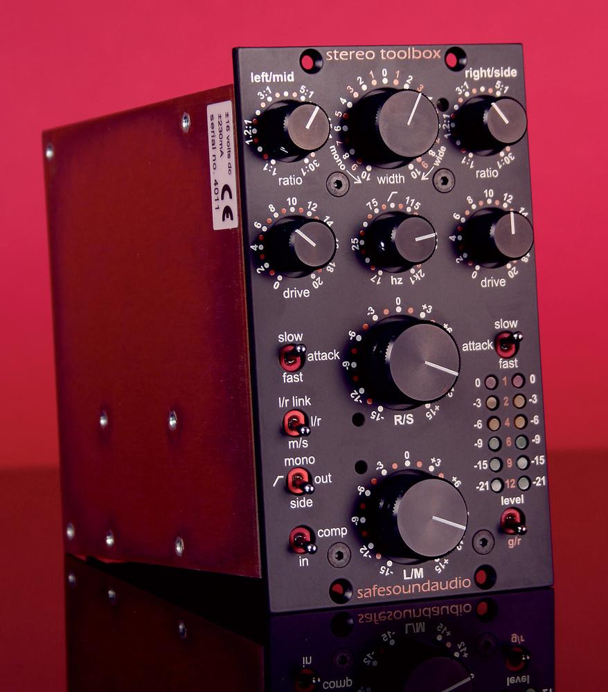 Safe Sound p1 Safe Sound Audio Stereo