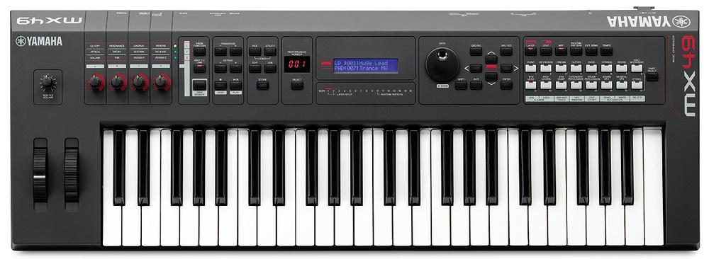 Yamaha Synthesizer News