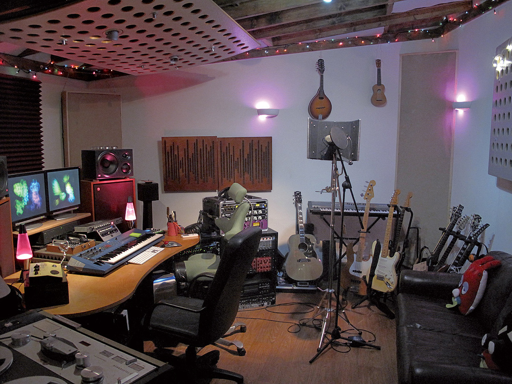 professional advice for home studio building |