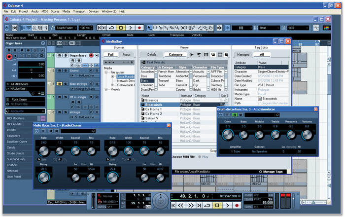 Download Free Cubase, Cubase 4.0 Download