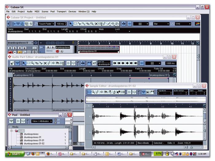 Understanding Audio Files In Cubase  