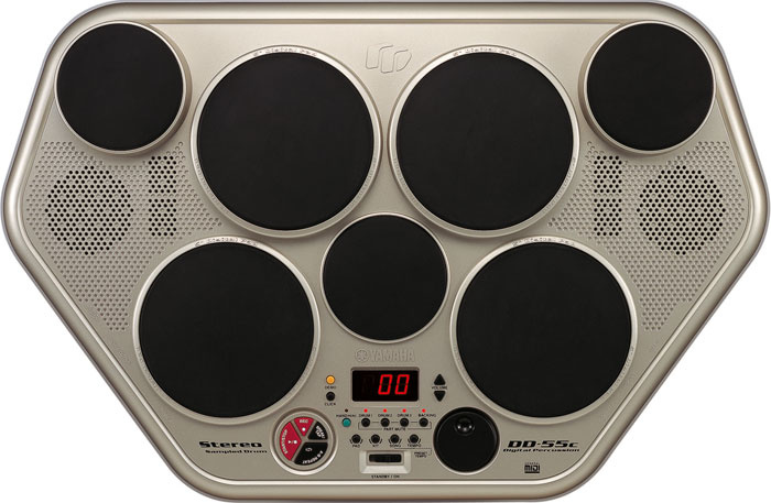 Yamaha Dd Midi Controller
