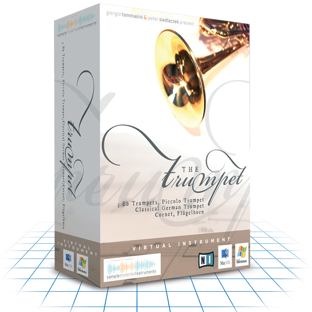 Sample Modelling The Trumpet |