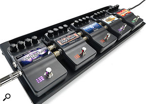 Digitech drop price of iStomp pedals