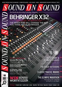 Sound On Sound August 2012
