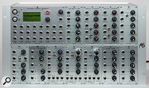 Analogue Systems Synthesis Modules