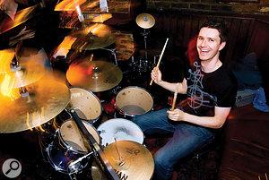 Mark Hildred runs Apollo Creative, acompany specialising in adaptive technology for music.