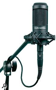 Audio-Technica AT2035 & 2050