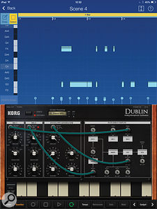 Dublin's second panel features MS20-style patching.
