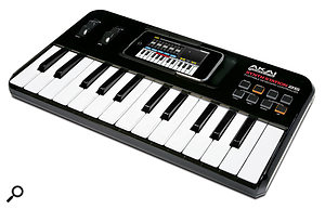 TheAkai SynthStation 25 will, apparently,turnyouriPhoneinto a music production studio.