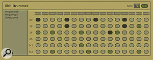"""Finding natty little apps for your Mac has just got alot easier with the Mac App Store. One such example is 8bit Drummer, alo‑fi drum machine for only <span class=""""uk"""">£1.79</span><span class=""""us"""">$2.99</span>!"""