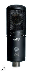 Audix CX112B & CX212B