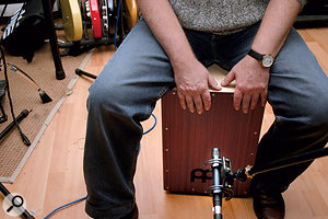Recording The Cajon