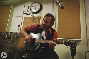 Black Keys frontman Dan Auerbach is, like Mark Neill, a devoted fan of all things vintage and analogue.