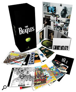Remastering The Beatles