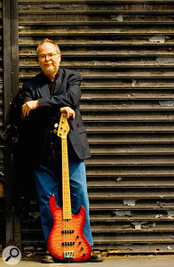 <em>Circus Money</em> saw Walter Becker take the bass player's role for the first time in many years.
