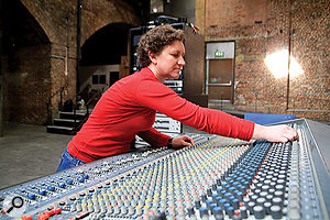 As well as teaching at London audio college Alchemea, Darryn De La Soul runs an agency for live-sound engineers, called SoulSound.