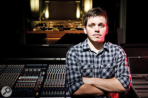 Mike Hanson opted for aCreative Music Technology degree at Hull University. He now works as asound and lighting engineer at alocal venue, and is also in the process of setting up acommercial recording studio