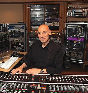 Joe Chiccarelli at Sunset Sound.