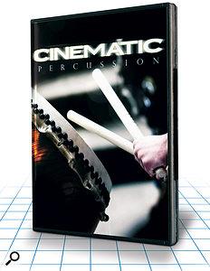 Big Fish Audio Cinematic Percussion