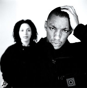 Tricky and Martina Topley-Bird, 1994.