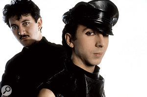 Dave Ball and Marc Almond: Soft Cell.Photo: Fin Costello/Redferns