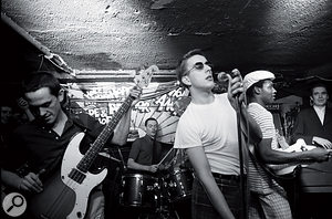 The Specials playing live at The Hope &Anchor, Islington.