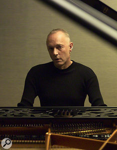 Producer Mike Thorne in 2005.