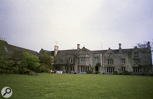 The Manor at Shipton-on-Cherwell, where Tubular Bells was recorded. Sold after Virgin was bought out by EMI in the mid-'90s, the house is now back in private ownership.