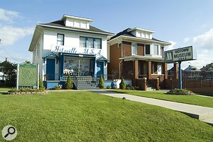 Hitsville USA, aka Motown Studio A, has been preserved as it was during its heyday, and is today open to the public as a museum.