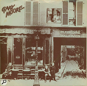 Gary Moore 'Parisienne Walkways