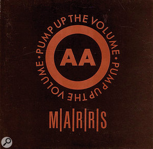 MARRS 'Pump Up The Volume'