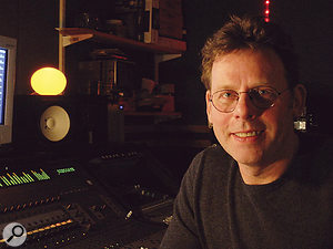 Hugh Padgham, who co-engineered 'Video Killed The Radio Star' — although not according to the NME...