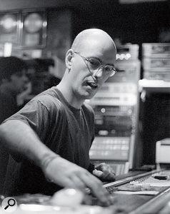 Engineer John Rivers, 1982.