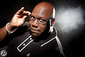 Carl Cox: USB Album Release